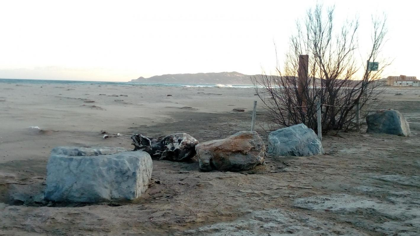 Estartit playa
