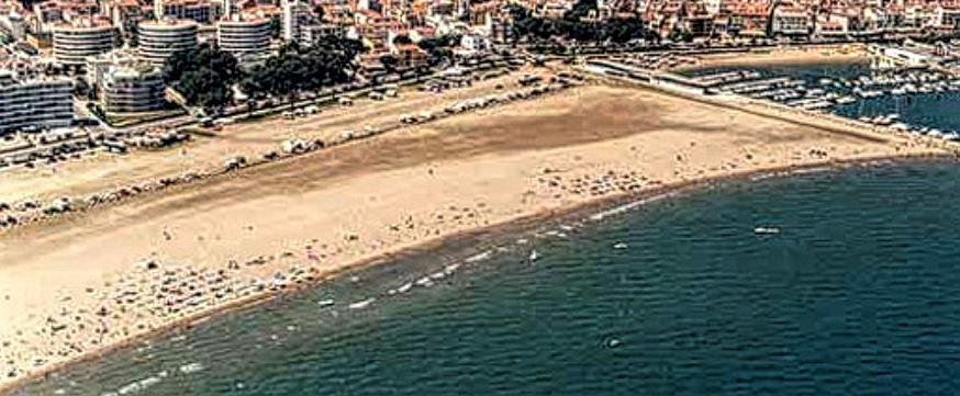 Platja estartit sorra plage sable